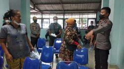 502 Dosis Vaksin ke 2 Diberikan Polsek Medan Timur di RS Imelda
